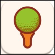 """Иконка мобильного приложения """"City Golf club"""""""